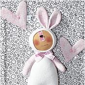 Куклы и игрушки ручной работы. Ярмарка Мастеров - ручная работа Зайка.. Handmade.