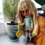 Одежда для кукол ручной работы. Ярмарка Мастеров - ручная работа Одежда для кукол: Платье для Блайз или Барби. Handmade.