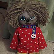 Куклы и игрушки ручной работы. Ярмарка Мастеров - ручная работа Домовенок Кузя. Handmade.
