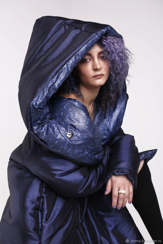 "Пуховик-одеяло ""Южная ночь"", Down jackets, Moscow,  Фото №1"