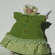 Куклы и игрушки ручной работы. Ярмарка Мастеров - ручная работа Веселая толстушка № 1 (пирожница). Handmade.