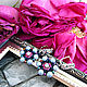 Order Frosty berry earrings. Juliya Laborera. Livemaster. . Earrings Фото №3