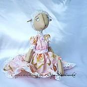 Куклы и игрушки ручной работы. Ярмарка Мастеров - ручная работа Овечка Белла. Handmade.