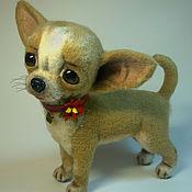 Подарки к праздникам handmade. Livemaster - original item Chihuahua. Puppy. Handmade.