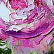 """Картины цветов ручной работы. Картина розы """"Розовая Симфония"""" картина маслом с розами. ЯРКИЕ КАРТИНЫ Наталии Ширяевой. Ярмарка Мастеров."""