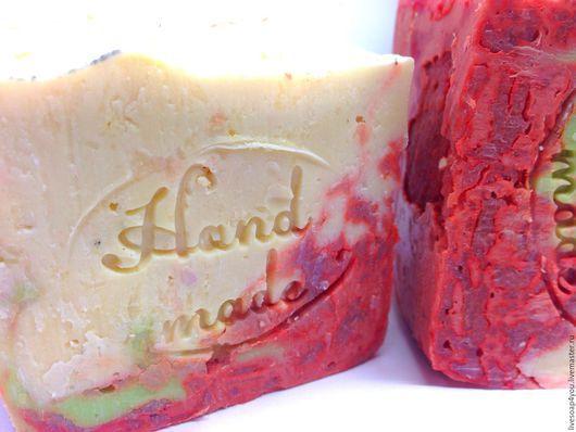 """Мыло ручной работы. Ярмарка Мастеров - ручная работа. Купить """"Пачули"""" натуральное мыло с шелком ручной работы. Handmade."""