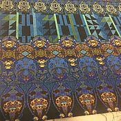 Ткани ручной работы. Ярмарка Мастеров - ручная работа Шерсть плательная ЭТРО  . Италия. Handmade.