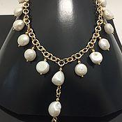 Украшения handmade. Livemaster - original item necklace baroque. Handmade.