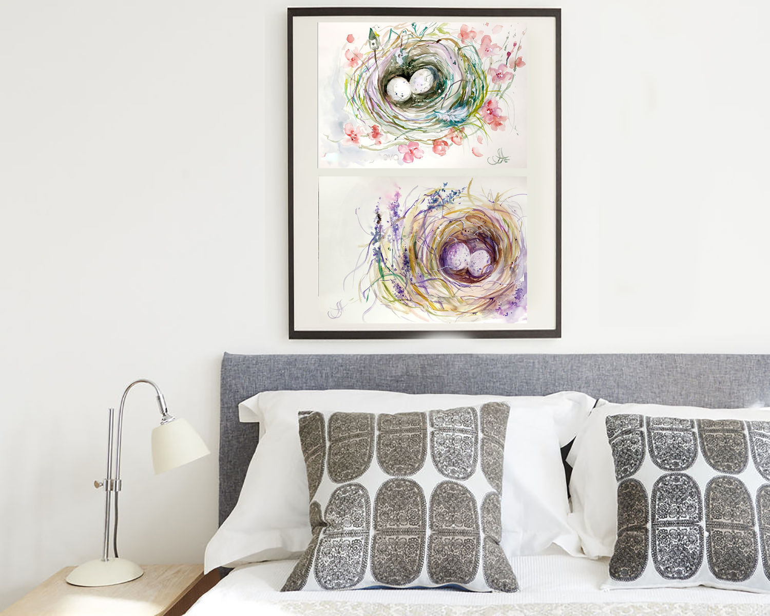 Watercolor Nest, Pictures, Moscow,  Фото №1