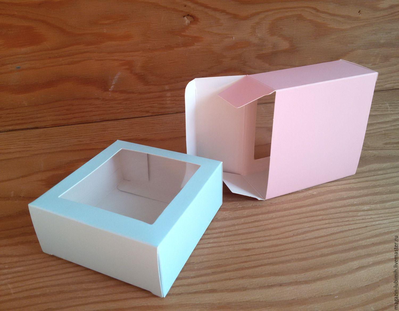 Маленькие коробки для упаковки