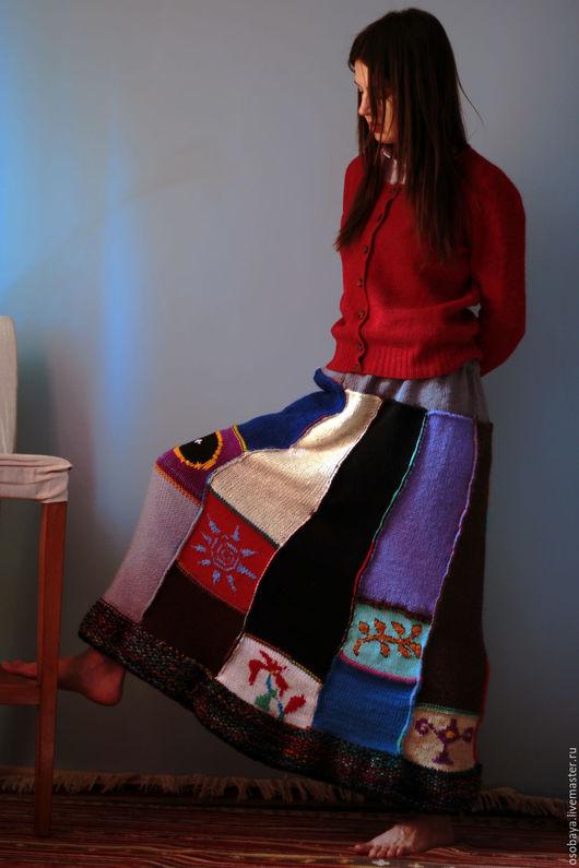 Юбки ручной работы. Ярмарка Мастеров - ручная работа. Купить майина юбка. Handmade. Юбка, юбка бохо, вискоза
