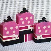 Косметика ручной работы handmade. Livemaster - original item Minnie Mouse. Natural soap.. Handmade.