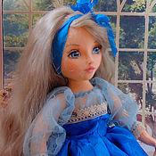 Куклы и игрушки ручной работы. Ярмарка Мастеров - ручная работа Вивиан, авторская коллекционная  кукла. Handmade.