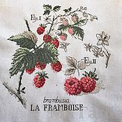 Картины и панно handmade. Livemaster - original item Picture embroidered with a cross
