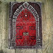 Канцелярские товары ручной работы. Ярмарка Мастеров - ручная работа Красная Дверь. Handmade.