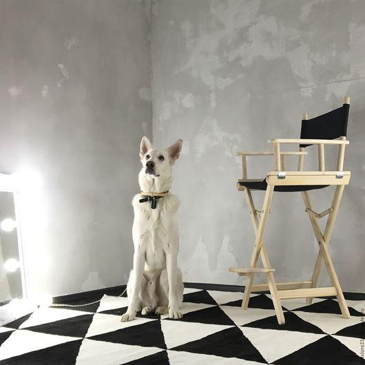 Мебель ручной работы. Ярмарка Мастеров - ручная работа. Купить Кресло режиссера DEXTER. Handmade. Бежевый, деревянный стул