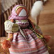 Куклы и игрушки ручной работы. Ярмарка Мастеров - ручная работа Богиня-пряха Макошь. Handmade.