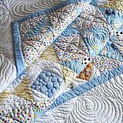 Для дома и интерьера ручной работы. Ярмарка Мастеров - ручная работа Детское одеялко.. Handmade.