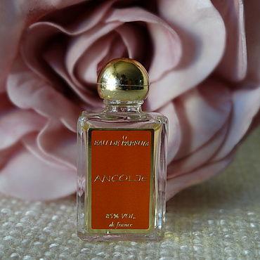 Винтаж ручной работы. Ярмарка Мастеров - ручная работа ANCOLJE DS France Eau de Parfum 6 ml, раритет. Handmade.