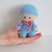 Куклы и игрушки ручной работы. Ярмарка Мастеров - ручная работа Малыши Амигуруми. Handmade.