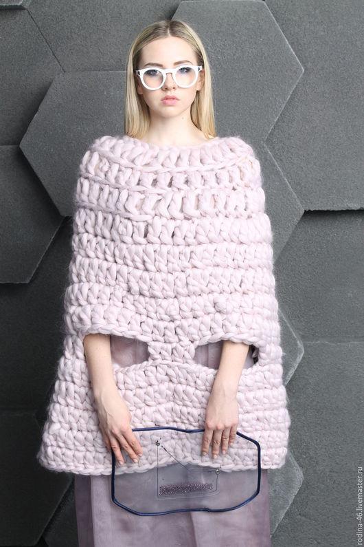 Костюмы ручной работы. Ярмарка Мастеров - ручная работа. Купить кейп и юбка. Handmade. Бледно-розовый, кейп, юбка в пол