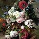 Ян ван Хёйсум, `Ваза с цветами`