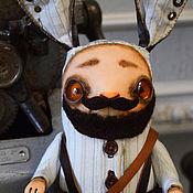 Куклы и игрушки ручной работы. Ярмарка Мастеров - ручная работа Бородач №1 Фотограф. Handmade.
