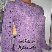 """Одежда ручной работы. Ярмарка Мастеров - ручная работа Кофта """"Lace"""". Handmade."""
