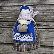 """Куклы и игрушки ручной работы. Ярмарка Мастеров - ручная работа Куколка-оберег """"Подорожница"""". Handmade."""