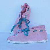 Обувь ручной работы. Ярмарка Мастеров - ручная работа Шелковая обувь. Handmade.