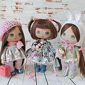Куклы и игрушки ручной работы. Ярмарка Мастеров - ручная работа Малышки. Handmade.