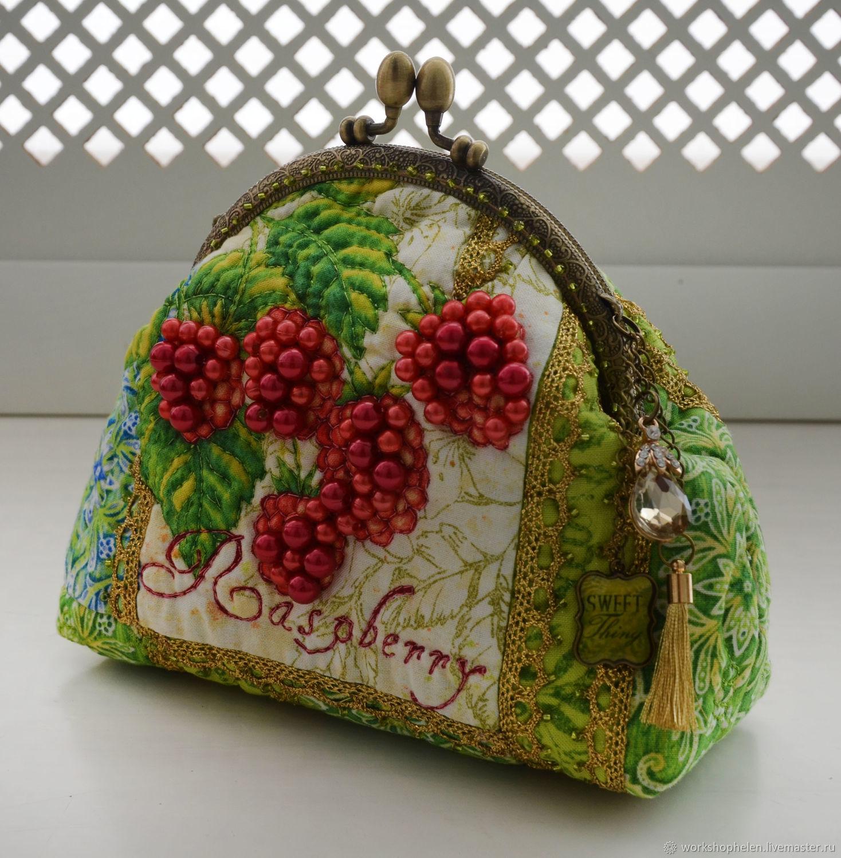Cosmetic Bag ' Malinka', Beauticians, Volgorechensk,  Фото №1