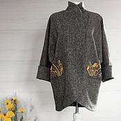 Одежда ручной работы. Ярмарка Мастеров - ручная работа Кардиган Одуванчики. Handmade.
