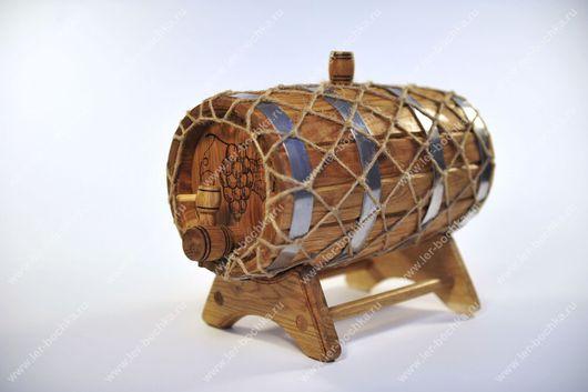 Мебель ручной работы. Ярмарка Мастеров - ручная работа. Купить Бочка дубовая. Handmade. Бочка, бочонок, бочка для вина