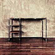 Для дома и интерьера ручной работы. Ярмарка Мастеров - ручная работа Письменный стол Ничего лишнего. Арт. 223. Handmade.
