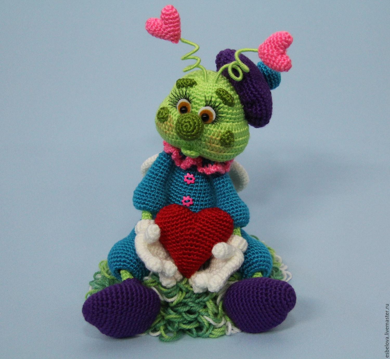 Страна мастеров вязание крючком игрушек мк 92