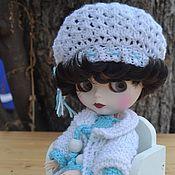 Куклы и игрушки handmade. Livemaster - original item Set of clothes for Blythe doll (Blythe). Coat, dress.. Handmade.
