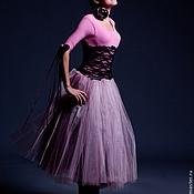 Одежда handmade. Livemaster - original item Ballroom dress TENDER FLOWER. Handmade.
