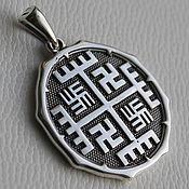 Фен-шуй и эзотерика handmade. Livemaster - original item Sventovit`s symbol. Handmade.