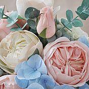 handmade. Livemaster - original item A bouquet that will not wither. Handmade.