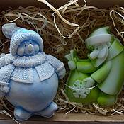 Косметика ручной работы handmade. Livemaster - original item Gift set