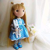 Куклы и пупсы ручной работы. Ярмарка Мастеров - ручная работа Куколка. Handmade.