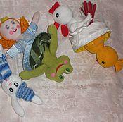 Куклы и игрушки handmade. Livemaster - original item toys shifters Frog Princess and other. Handmade.