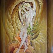 """Картины и панно ручной работы. Ярмарка Мастеров - ручная работа """"Любовь"""". Handmade."""
