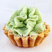 Материалы для творчества handmade. Livemaster - original item Silicone molds for soap tartlet with cream round. Handmade.