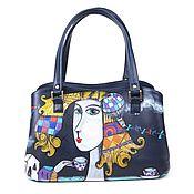 Сумки и аксессуары handmade. Livemaster - original item Women`s bag