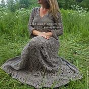 Платье вязаное Forest