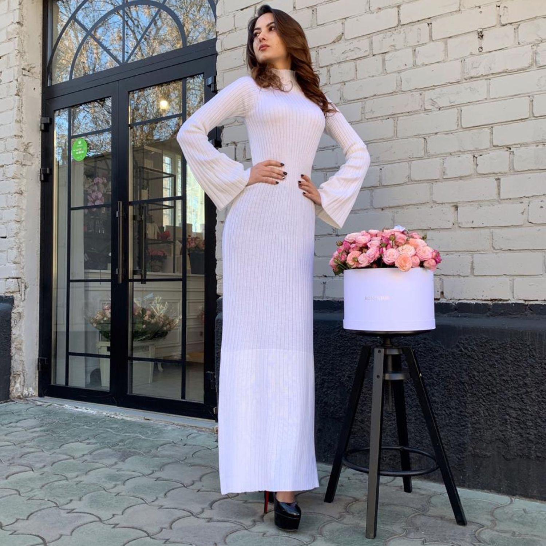 Women's dress, designer dress, knitted dress !, Dresses, Moscow,  Фото №1