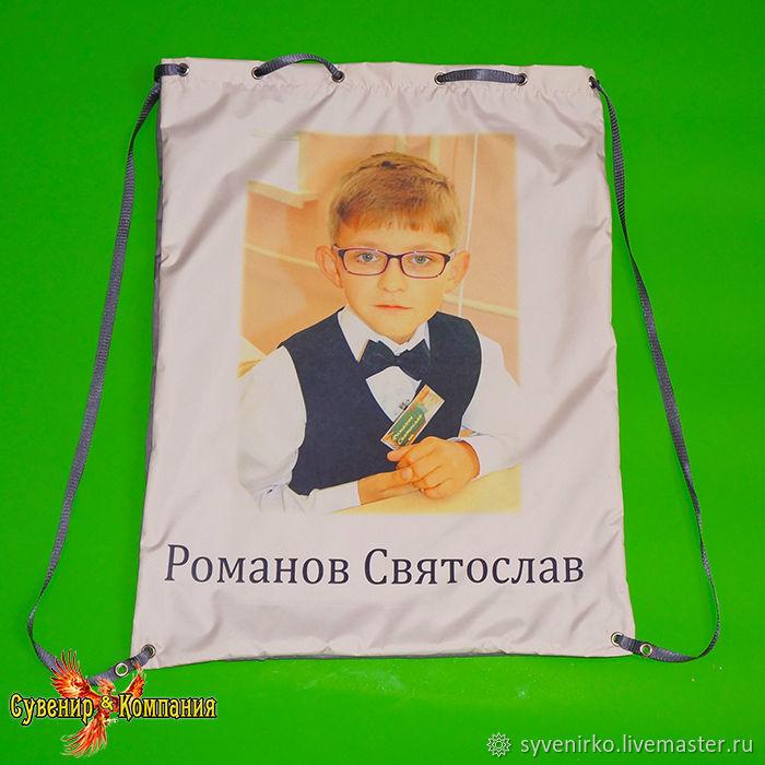 Сумки с фото в школу и сад, Сумки, Клин, Фото №1
