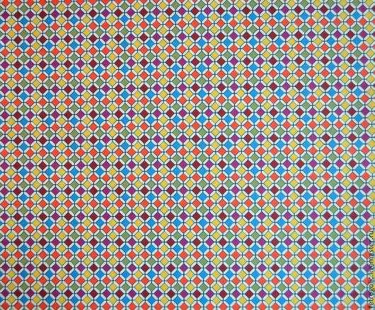 """Валяние ручной работы. Ярмарка Мастеров - ручная работа. Купить Фетр с принтом """"Мозаика"""" (2 размера на выбор). Handmade. Разноцветный"""